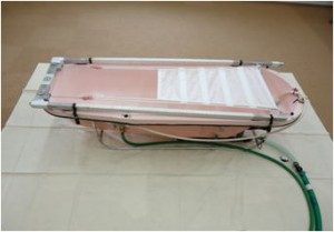 株式会社ラ・ケア 訪問入浴介護の作業 防水について