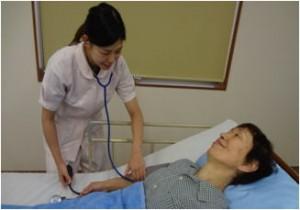 訪問入浴介護手順 健康チェック
