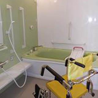 ラ・ケア こくぶ 通所介護 浴室